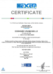 2015 Certificate ISO9001 english