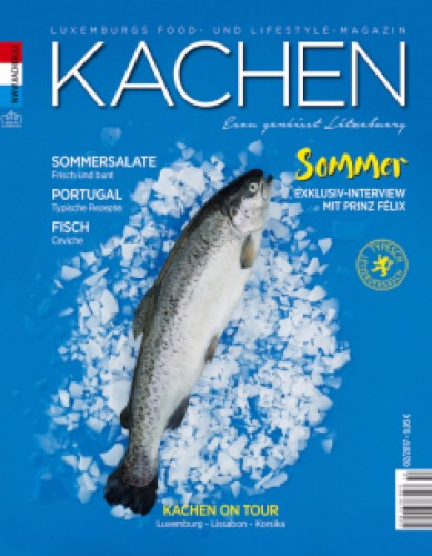 2017 02  Cover Kachen Magazin