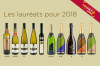 our awarded Wines and Crémants by Guide Hachette 2018