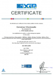 2012 Certificate ISO9001 english